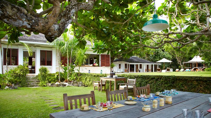 Dining options are infinite. Meals are custom-prepared by the excellent chef and are served by the butler. Choose to dine in the main villa, on the beach for a private seaside BBQ ... or even