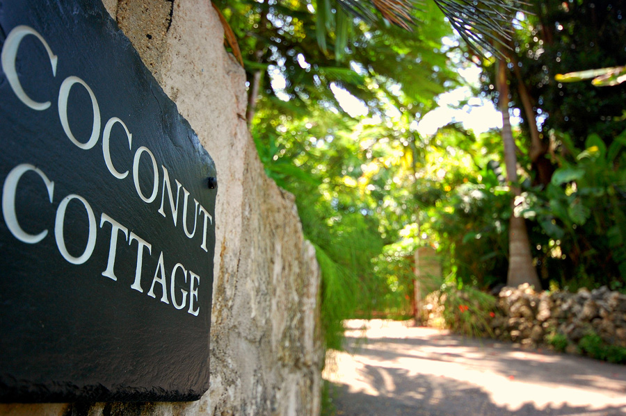 Half a century ago, COCONUT COTTAGE was the dream getaway of a young family from Europe.