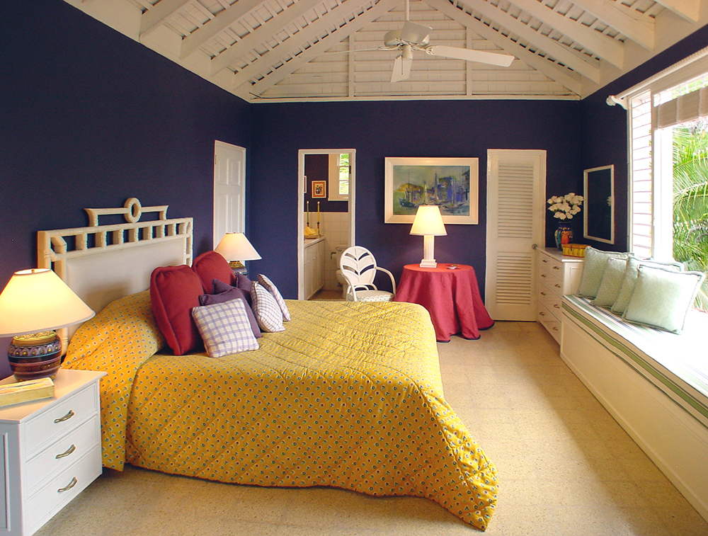 Blue Bedroom (in The Cottage)