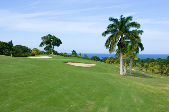 Tryall's 18 linkside and hillside fairways are among the best in the Caribbean and have been home to world-class championship tournaments with top-ranked pro's.