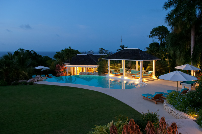 Kenyan Sunset Golf Villa in Rose Hall
