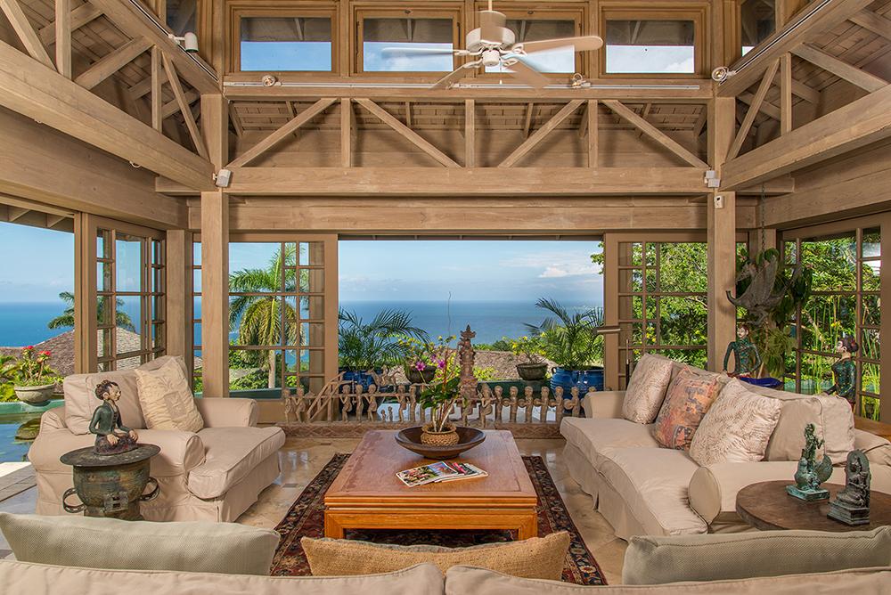 Owner's Villa Living Room