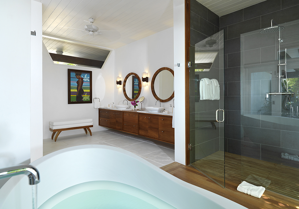 Upper Level Bathroom 2- 