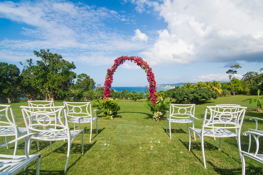 Legendary as a wedding venue ...
